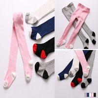Wholesale Girls Size 12 Tights - Baby Socks Kids Girl Cotton Panty-Hose Socks Tights Girls Wholesales Size 0-12 Years Leggings#20170221-3 Drop Shipping