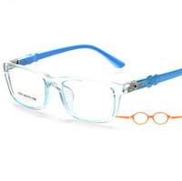 Wholesale wholesale children lighting for sale - Optical Flexible Super Light Kids frames eyewear Optical glasses frame for kids Child eyeglass frames TR