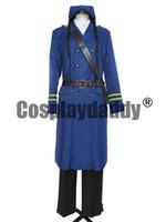 Wholesale Sweden Female - Axis Powers Hetalia APH Cosplay Sweden Berwald Oxenstierna Costume