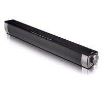 ücretsiz kutu mp3 toptan satış-Toptan Satış - Kablosuz Bluetooth Hoparlör Soundbar LP-08 HIFI Kutusu Subwoofer Boombox Stereo Cep Telefonu PC için Taşınabilir Hands-Free Parti hoparlörler