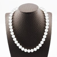 Wholesale Sweaters Korea - Crystal Cat 's Eye Necklace Women' s Beaded Jewelry Pendant Japan and South Korea Edition Short pearl clavicle chain sweater chain
