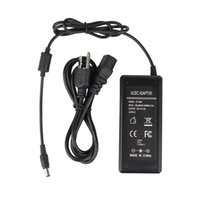 Wholesale Cat Hub - Wholesale-DUMVOIN 12V 5A Power Supply Adapter Switching 5.5*2.1mm For 5050 3528 RGB LED Strip Wireless Router, ADSL Cats, HUB,CCTV Cameras