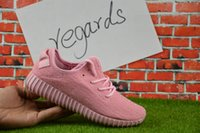 Wholesale Basketbal Shoes - (WITH box)2017 Cheap Online Wholesale Discount Boost 350 Oxford tan Casual Shoes Men & Women's kanye Sneaker basketbal shoes Running Shoes