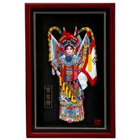 çince karakterler kolye toptan satış-Pekin opera karakterleri, resim çerçeveleri, kolye, Çin özellikli festivaller, doğum günü hediyeleri, hediyeler, dış ilişkiler, iş hediyeleri