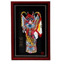 ingrosso ciondoli cinesi personaggi-Personaggi dell'opera di Pechino, cornici, ciondoli, festival cinesi in primo piano, regali di compleanno, regali, affari esteri, regali aziendali