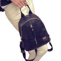 Wholesale Wholesale Quilted Leather - Wholesale- 2017 BigSale Hot Backpack Women Quilted Fashion PU Leather Backpack For Girls Ladies Shoulder Bags Travel Bag School Bag D33Ma10