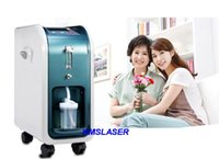 Wholesale O2 Generator Portable - Top grade 96% high prity 5L flow medical portable oxygen concentrator generator personal o2 therapy bar