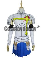 Costume cosplay di anime Fairy Tail Erza Scarlet L005