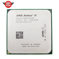 Procesador AMD Athlon II X3 445 3.1GHz 1.5MB L2 Cache Socket AM3 Cpu triple disperso