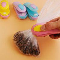 Wholesale Heating Bag For Food - Mini Bag Heat Sealer Capper Plastic Bag Sealing Machine, Reseals Impulse Sealer For Mylar and Cereal Bags Snack Food Saver Storage an