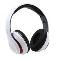 Wholesale Dj Headphones High Performance - STN-13 Stereo Wireless Headphone Headsets Noise cancelling Bluetooth DJ Headphones STN13 High Performance over Headphones With FM TF MIC