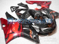 Rojo brillante negro Kit de carenado para 1998 1999 YAMAHA YZF-R1 98-99 YZF1000 R1 YZFR1 98 99 YZF1000 Carenados set + 7 regalos