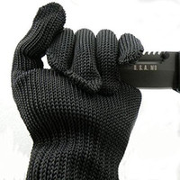 Wholesale butchers glove - Outdoor Gadgets kevlar Gloves Proof Protect Stainless Steel Wire Safety Gloves Cut Metal Mesh Butcher Anti-cutting breathable Gloves