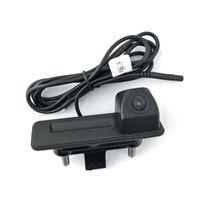Wholesale Special Car Rearview Camera - LEEWA Special Car Rearview Trunk Handle Parking Camera For Audi A1 A3 A4L Q3 Q5 S5 A6L A8L #2803