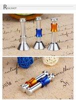 juguetes para adultos ciencia al por mayor-Do Dower MOONDROP Fidget Juguete de escritorio que muestra la gravedad Gotas de la luna Fidget Hand Spinner Metal Science Fidget Toys para niños Adultos