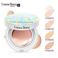 Wholesale You decorate light transparent cushion CC Cream Concealer moisturizing cosmetics manufacturers lasting beautiful