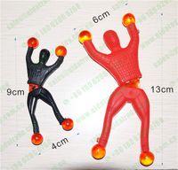 Wholesale Sticky Spider Man - Wholesale- Sticky Wall Climb Spider Man toy 4pcs