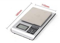 Wholesale Electronic Kitchen Baking - 500g 0.01g electronic scale home kitchen scale 3kg platform scale precision medicine ingredients baking equipment High-precision electroni