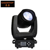 Wholesale Moving Head Gobo Beams - Freeshipping TP-L654 150W Led Moving Head Beam Light 120W Tyanshine White 8000K Led Lamp 13 DMX512 Channels 11 Color 17 Gobo High Power