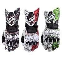 хоккейные перчатки оптовых-Новый потратить пять Rfx1 племенные перчатки печатные мотоцикл гонки перчатки хоккейные перчатки бесплатная доставка