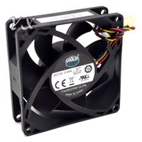 Wholesale case cooler master resale online - FA08025M12LPA V A CM MM wire PWM hydraulic mute CPU fan for Cooler Master