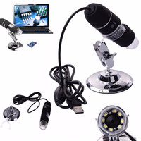 Wholesale usb mini microscope for sale - Group buy Discount x x x Digital USB Microscope MP LED Tripod Base Mini Camcorder LED for mac Electronic Window System