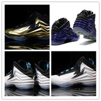 Wholesale christmas cave - 2017 (With Box) Wholesale High Quality Chuck Posite Cave Purple Barkley Men Basketball Sport Sneakers free shipping