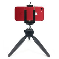 Wholesale Perfect Legs - Mini Tripod with Fixed Legs and Included Cell Phone Adapter, Perfect For iPhone, Android Mobile Phone, Point and Shoot Cameras, DSLR Cameras