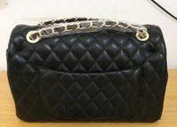Wholesale Navy Red Cross - Women Leather Handbags 7 Colors Vintage Bolsa Feminina Luxury Women Metal Gold Chian Shoulder Bags @1112