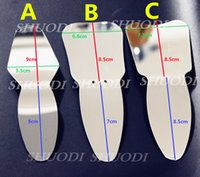 Wholesale Dental Reflector - 1 Piece Dental Orthodontic   Implant Autoclavable Dental Oral Clinic Photographic Mirror Reflector Double-Side