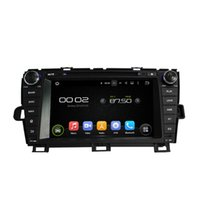 Wholesale Dvd Player For Prius - 2016 hot sale 8inch Android Car DVD player for Toyota Prius left driving with GPS,Steering Wheel Control,Bluetooth, Radio