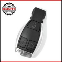 Wholesale Mercedes Key For Smart - 3 Buttons Smart Remote Key for Mercedes Benz NEC Chip 315 433MHz Supports Car Models After Year 2000 with good feedback