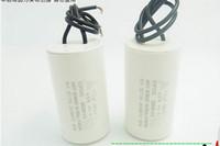 Wholesale Motor Start Capacitors - Wholesale- Free shipping CBB60 10uf 450v motor start capacitor washing machine capacitor 5PCS