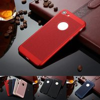 Wholesale Cool Iphone Phone Cases - Slim cooling ventilation phone case for iphone 6 6s 4.7  6 plus 6s plus PC cover mobile phone accessories for iphone