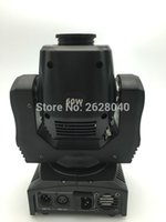 Wholesale moving head led gobo - Wholesale- (1 pieces lot) 2016 NEW moving head led spot led 60W mini moving gobo for dj light