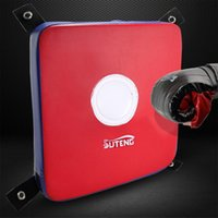 Wholesale sand bags resale online - Suteng Square Boxing Fight Training Foam Boxing Pad Punching Sand Bag Hot Sale Wall Punch Focus Target Sanda Sand Bag For Boxing
