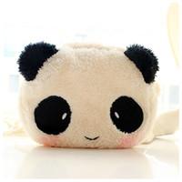 Wholesale Plush Animal Tote - Cute Cartoon Cat Soft Plush Zipper Makeup Bag Pouch Girl Cute Cosmetic Bag travel Storage Bags Make Up Organizer