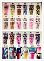 Wholesale Camouflage Stockings - DHL 18colors 30oz yeti leopard camouflage cup 304 Tumbler Yeti Rambler yeti cooler beer mugs Vacuum Insulated in stock