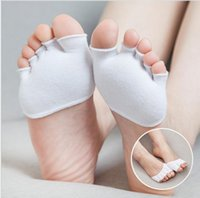 Wholesale Wholesale Athletic Supplies - Yoga Socks Five Toe Socks Finger Separator Massage For Foot Care Relaxing And Pain Relief Massage Supplies