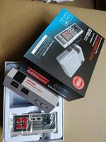 Wholesale Upgrade System - NES Mini TV Video Handheld Game Console Upgrade US EU PLUG HDMI AV Entertainment System Built-in 600 Classic Games For NES Games PAL&NTSC
