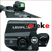 gewehrbereich scharfschütze retikel großhandel-Hochwertige Leupold LCO Upgraded Red Green Dot Sight Jagd Scopes Holographic Sight Tactical Zielfernrohr Fit Jeder 20mm Rail Mount Airsoft