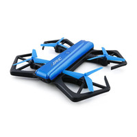 Wholesale JJRC H43WH Mini RC Drone Foldable Quadcopter Drone with WIFI FPV P HD Camera Support APP Control Altitude Hold RC Quadcopter Blue