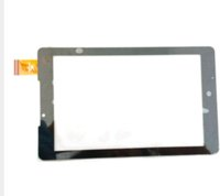 "Wholesale Prestigio Tablet Digitizer - Wholesale- New For 7"" Prestigio MultiPad PMT3797 3G Tablet Touch Screen Touch Panel digitizer Glass Sensor Replacement Free Shipping"