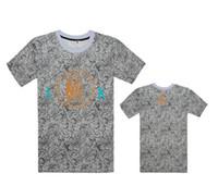 vêtements de style hipster achat en gros de-Nouveau style tyga derniers rois t-shirt Hommes Sport Manches courtes Imprimé LK Hip Hop T Shirt Hommes Hipster Vêtements