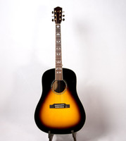 Wholesale guitar wood types - Rhyme hand instrument (foundry design)
