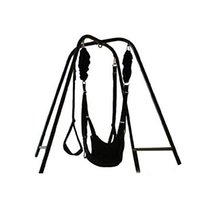 Wholesale Swing Toys For Couples - Fantasy Sex Swing Stand with Wrist Restraints Clamp Belt for Couples swing for yoga Sex Toys for Couples free shipping