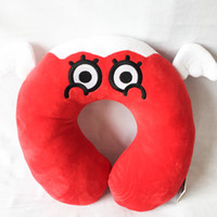 Wholesale 30 cm Cute Cartoon U Shape Neck Pillow Plush Toys Stuffed Dolls for Children Birthday Christmas Gifts