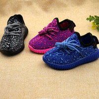 Wholesale Turtle Light Kids - 2017 Hot Infant Baby Boy Girl & Kids & Youth & Children 350 Shoes Boost Running Sports Shoes Pirate Black Turtle Dove Grey Sneakers