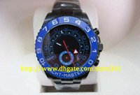 Wholesale custom round boxes resale online - store361 new arrive watches Top High Quality Automatic Mens Watches PVD Unworn With box and papers and custom dial