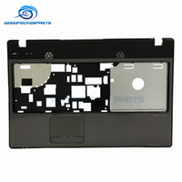 Wholesale Acer Aspire Laptop Case - Laptop For ACER For ASPIRE 5551 5251 5741 5551G 5251G 5741G PALMREST Touchpad CASE Shell BASE 60.PW002.001 AP0C9000300